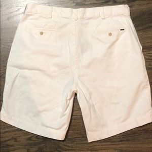 Ralph Lauren Polo white men's shorts. Size 35.